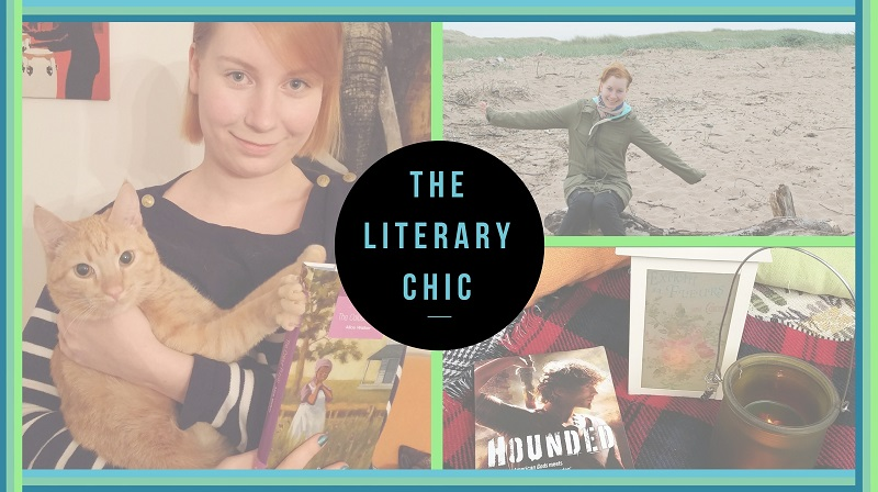 the literary chic videos book covers