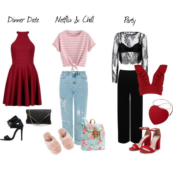 valentine's day style looks